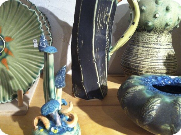 Wellington, Pottery, Studio, Ceramics, Studio Tour, PEC