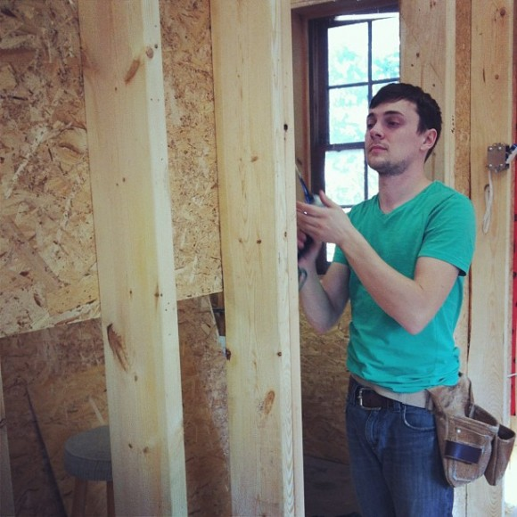 Kyle Topping, Printshop, Building, Construction, DIY