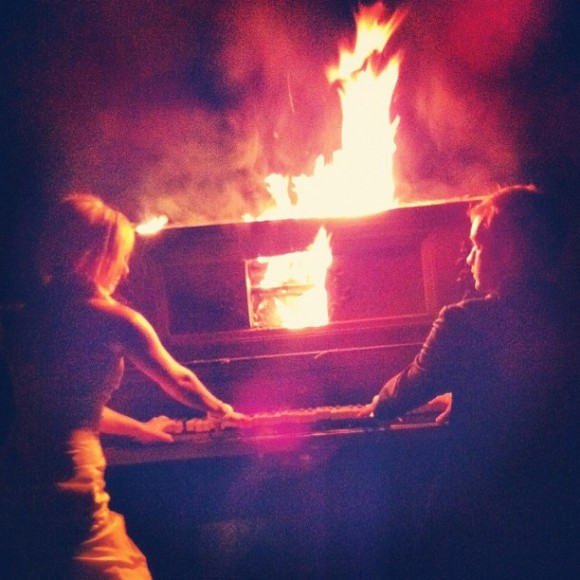 Wedding Crashers, Piano on Fire, Party