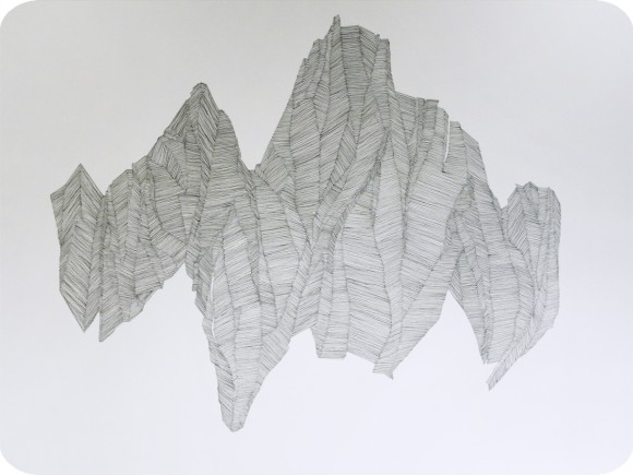 Emma Senft, Drawing, Line, Black and White, Artist in Residence