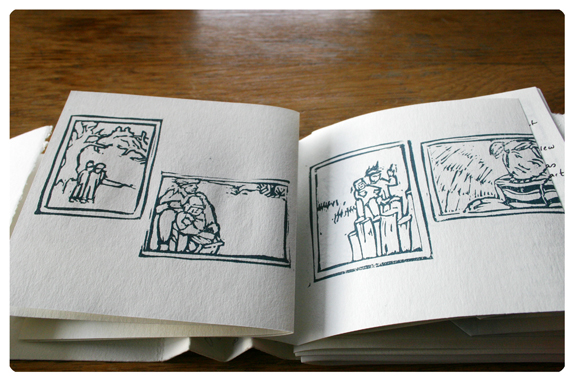 Manuela Buechting, Artist in Residence, Printmaking, Book Making